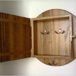 Деревянные ключницы для дома
