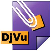 DjVu формат описание