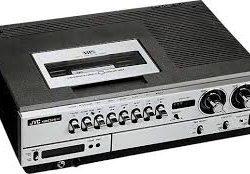 Последний выпущенный кассетный видеомагнитофон