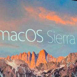 MacOS Sierra - новая ОС от Apple