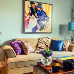 Как создать уютную обстановку в съемной квартире