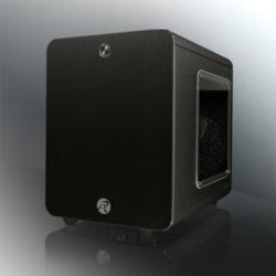 Raijintek Metis Plus: корпус-«кубик» для ПК с боковым окном на правой стенке