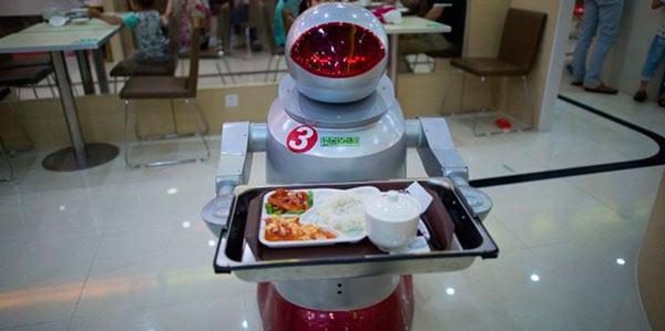 Скоро работников многих профессий заменят роботами