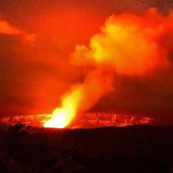 Вулкан, предположительно погубивший неандертальцев, вновь пробуждается