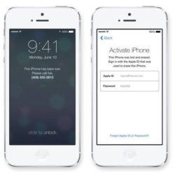 Блокировку iOS Activation Lock можно взломать, введя слишком длинное имя пользователя и пароль для Wi-Fi