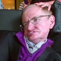 Стивен Хокинг призвал человечество меньше есть