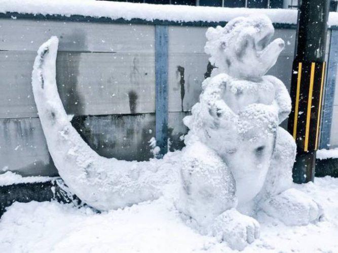 Снеговики в Японии » Новости со всего мира,Интересные новости,Интересные факты,Новости России сегодня,.