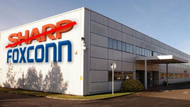 Sharp инвестирует немногим менее 1 млрд долларов в производство панелей OLED