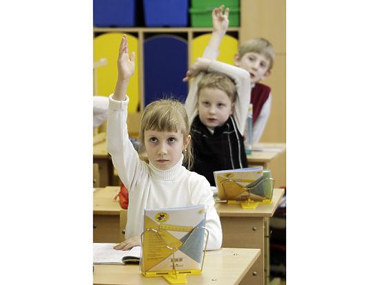 Исследование показало, что российские первоклассники знают больше, чем британские