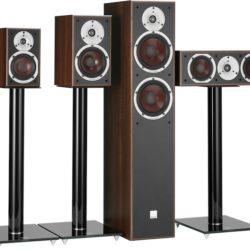 DALI Spektor: линейка акустических систем для стерео и домашнего кинотеатра