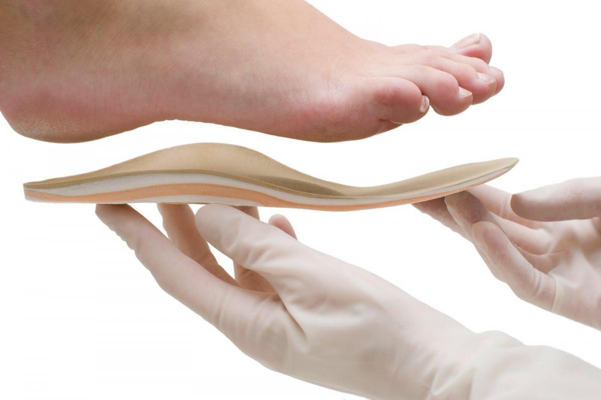 купить стельки ортопедические