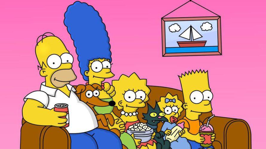 Легендарные Симпсоны