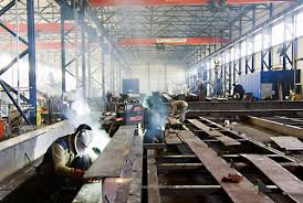 Завод металлоконструкций