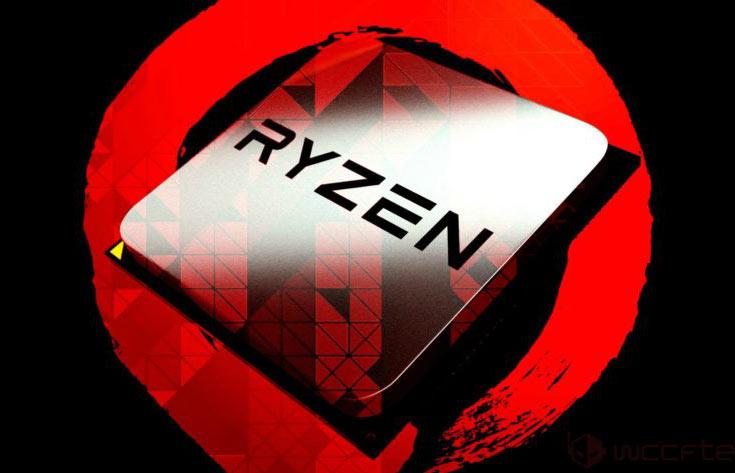Стали известны частоты и цены процессоров AMD Ryzen