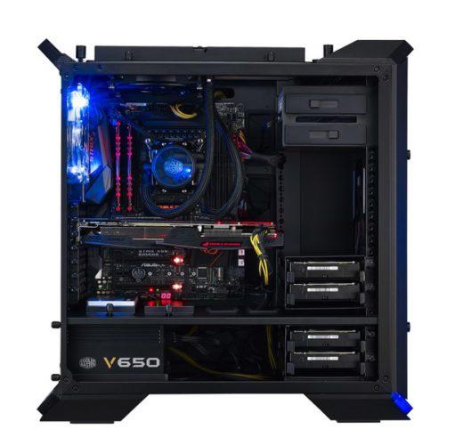 Модульный компьютерный корпус Cooler Master MasterCase Pro 6 стоит 160 евро