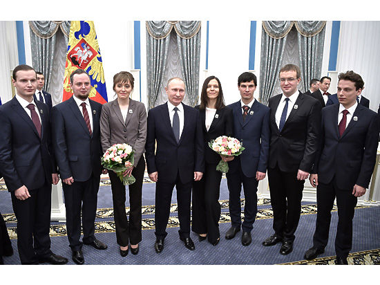 Лауреатам научной премии президента предложили участвовать в выборах в РАН