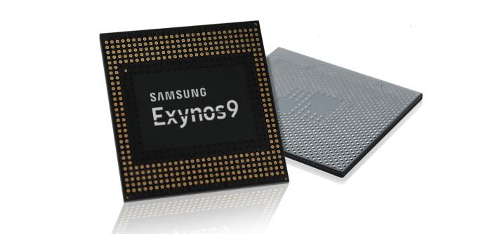 Начат выпуск 10-нанометровых SoC Samsung Exynos 9 Series 8895