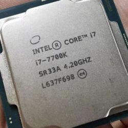 Процессоры Core i7-7740K и Core i5-7640K должны усилить позиции Intel перед выходом решений AMD Ryzen