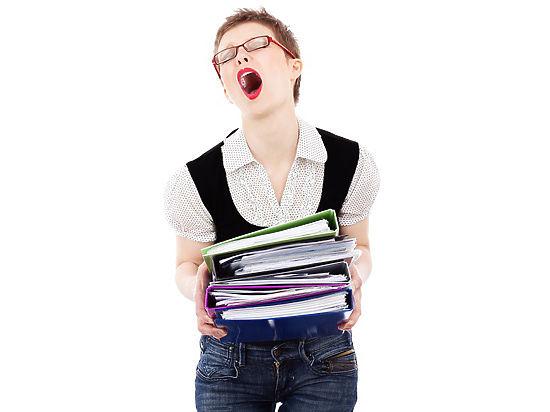 Психологи выяснили, что удаленная работа чревата стрессами и бессонницей