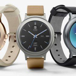 Представлены умные часы LG Watch Sport и Watch Style, оснащённые экранами POLED и поддерживающие Google Assistant