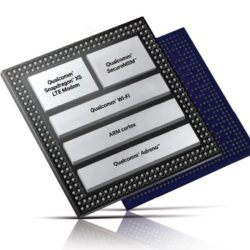Представлена мобильная платформа Qualcomm 205