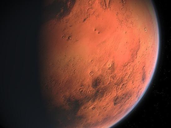 На Марсе обнаружены следы «великого потопа»