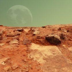 Покорителей Марса предложено защитить от радиации глиной с астероидов