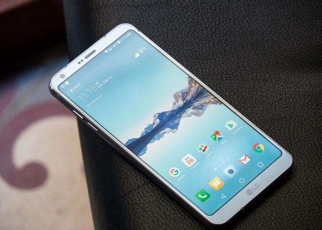 Дактилоскопические датчики для смартфона LG G6 поставляют CrucialTec и Ssuntel