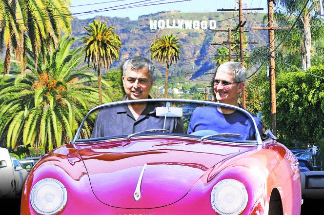 Apple ведёт переговоры с телевизионными и кинопродюсерами Голливуда, приглашая их на работу
