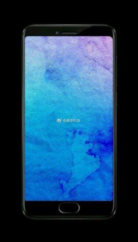 В Сети появилось первое изображение смартфона Meizu Pro 7