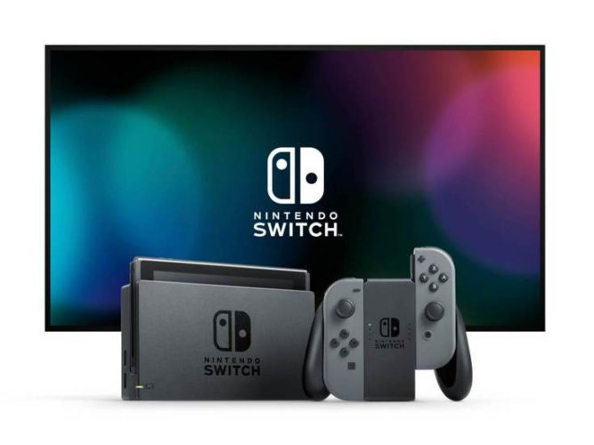 За первый месяц в мире было продано 2,4 млн консолей Nintendo Switch