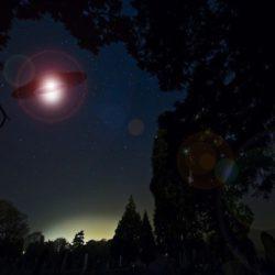 В небе над Мельбурном после таинственной вспышки пролетел НЛО