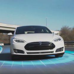 Tesla будет использовать видеоролики, записанные ее электромобилями, для улучшения системы автопилота