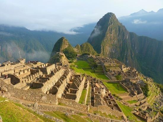 В Перу обнаружены следы необычайно развитой древней цивилизации