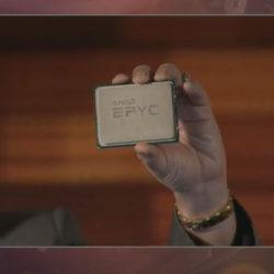Представлены серверные процессоры AMD Epyc (Naples)