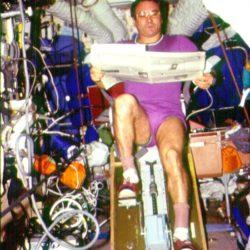 Космонавт Валерий Поляков: «Я уже на Марс слетал!»