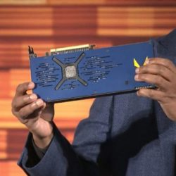 Представлена профессиональная 3D-карта Radeon Vega Frontier Edition производительностью 13 TFLOPS