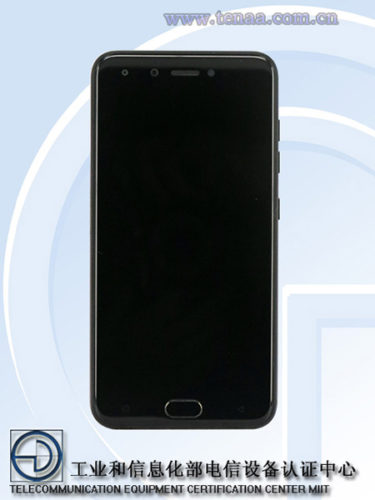 Появились изображения смартфона Gionee S10 Plus, оснащенного четырьмя камерами
