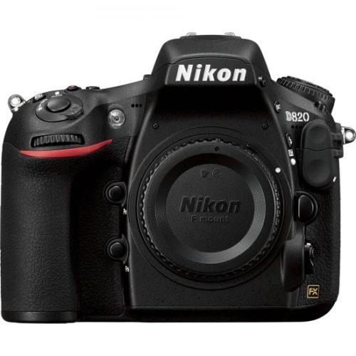 Появились первые сведения о камере Nikon D820
