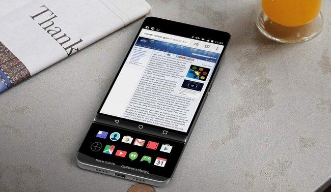 Смартфон LG V30 может быть выполнен в форм-фактор слайдера. Опубликованы первые изображения