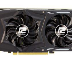 Видеокарта PowerColor Red Dragon Radeon RX 560 4GB GDDR5 OC получила неплохую прибавку к частоте ядра