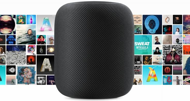 Apple HomePod — умная акустическая система с восемью динамиками, поддержкой Siri и стоимостью в 350 долларов