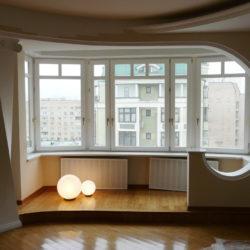 Остекление балконов и лоджий. Разновидность