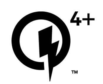 Технология быстрой зарядки Quick Charge 4+ работает на 15% быстрее и 30% эффективнее Quick Charge 4.0