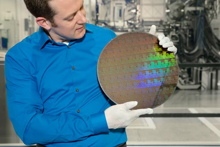 IBM, Globalfoundries и Samsung создали первый в отрасли транзистор для 5-нанометровых микросхем