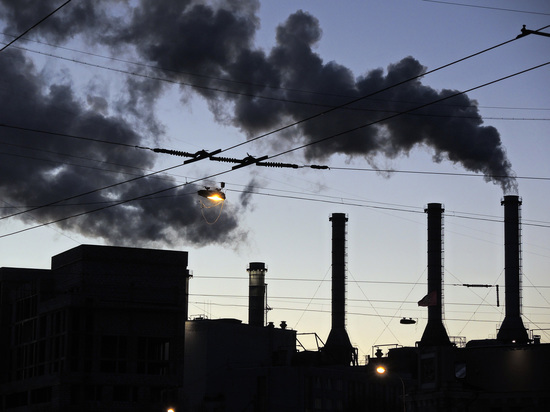 Геологи выяснили, что человечество загрязняет атмосферу с античных времен