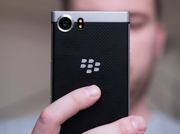Компания BlackBerry отчиталась за первый квартал 2018 финансового года