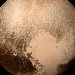 В атмосфере Плутона обнаружены семь облаков
