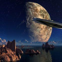 Уфолог заметил на Марсе НЛО, информацию о котором скрывает NASA