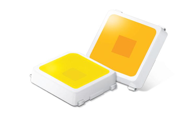 Осветительный светодиод Samsung LM301B демонстрирует рекордную светоотдачу